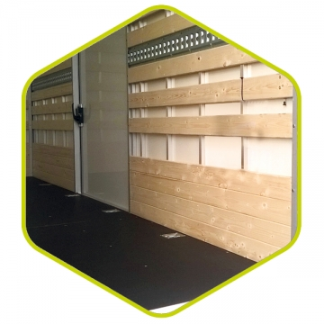Trailerline : Planchers pour semi-remorques et chassis-cabines