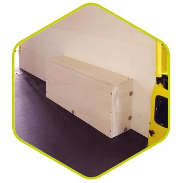 Protections des passages de roues pour véhicules utilitaires légers